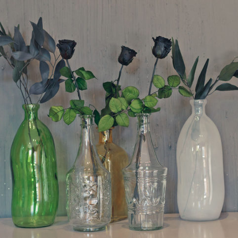 Dekoracje z kwiatów