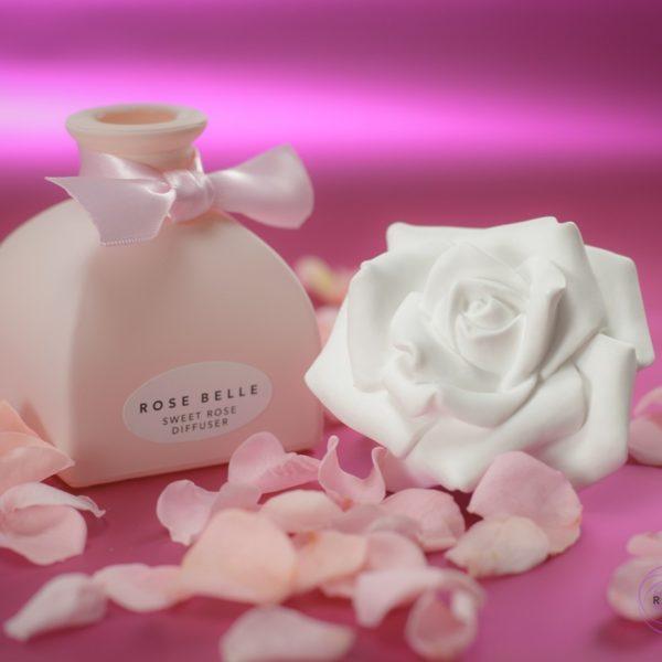 Dyfuzor zapachowy - słodka róża