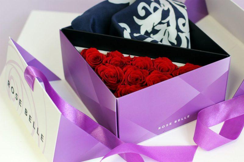 Rose Belle to idealne kwiaty na imieniny