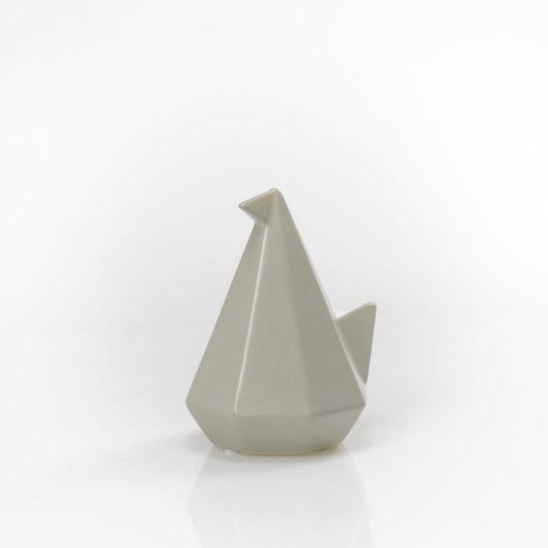 Ptak ceramiczny średni