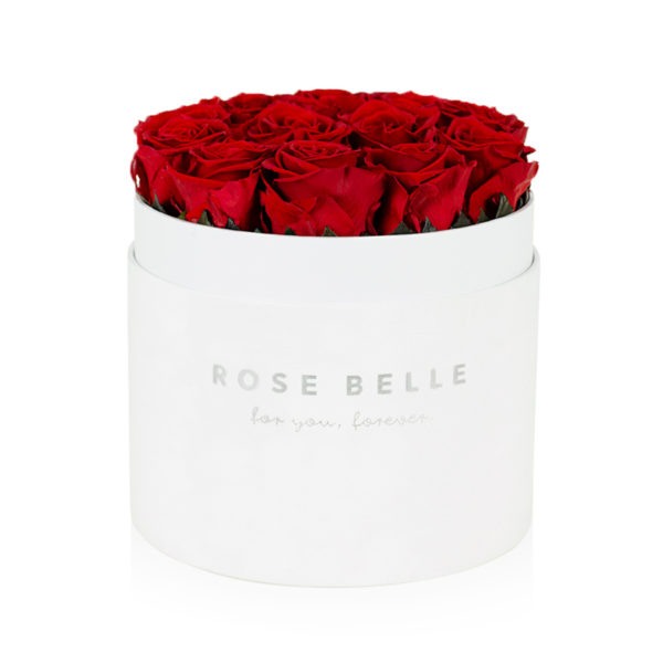 Rose Belle Box XL flokowany