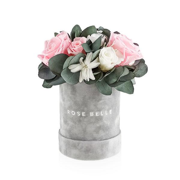 box z kwiatów
