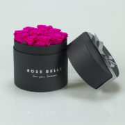 dekoracje kwiatowe Rose Belle Box