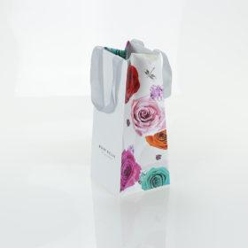 Torebka prezentowa kwiaty